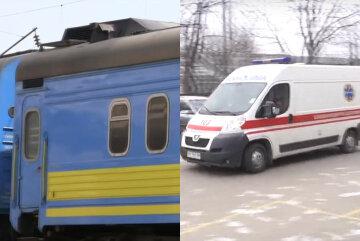 Трагедія з пасажиром трапилася прямо у вагоні поїзда на Одещині: подробиці НП