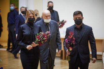 Трагический повод: Елена Зеленская в трауре впервые показалась на людях после болезни, появились фото
