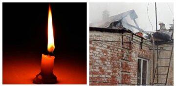 Сусіди кинулися на порятунок харків'янина: пожежа спалахнула в будинку, деталі трагедії
