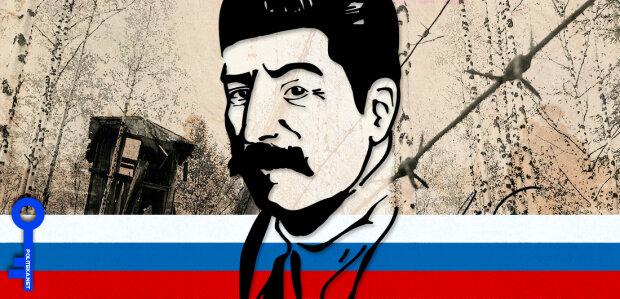 Сталин Коллаж Россия