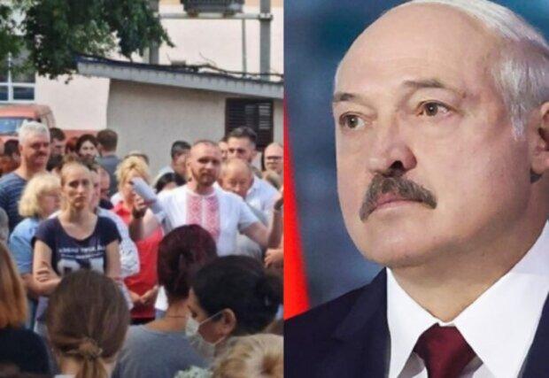 """""""Украина с тобой"""": появилось видео, как одесситы встали на защиту белорусов против Лукашенко"""