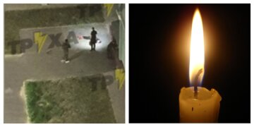 У Харкові юний хлопець вийшов з вікна на 13-му поверсі: деталі і кадри з місця трагедії
