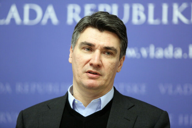 зоран миланович, премьер хорватии