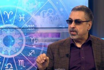Астролог Павло Глоба передрік випробування чотирьом знакам Зодіаку: очікують проблеми з грошима і здоров'ям