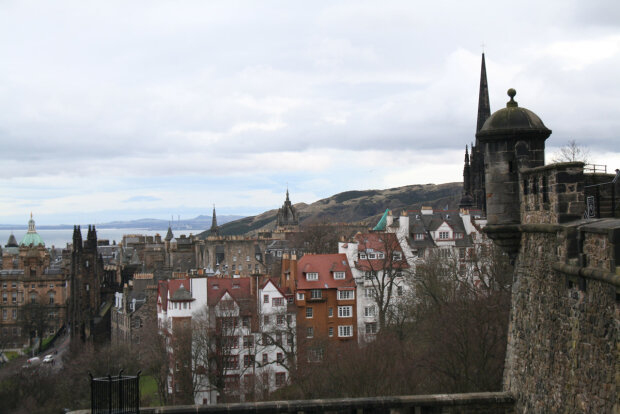 эдинбург шотландия