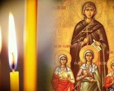 День памяти святых мучениц Веры, Надежды, Любови: что нельзя делать