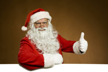 Санта-Клаус Новый год Рождество