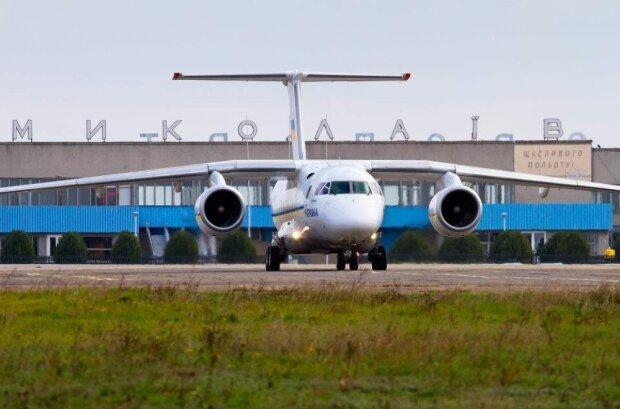аэропорт николаев