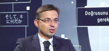 Заруба рассказал об экологии в Украине