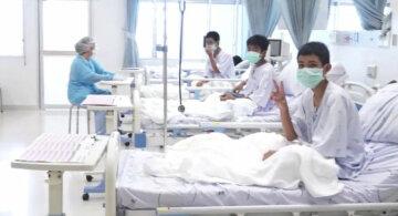 Таиланд-дети-больница