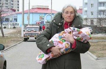 Самая пожилая мама Украины отличилась безобразным отношением к дочери: «Ужаснулись от увиденного»