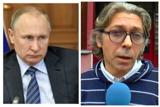 """Писатель Сотник рассказал о проблемах Путина в России: """"Система впадает в безумие"""""""