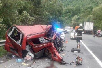 Мікроавтобус виїхав на зустрічну і погубив молоду українку: деталі і фото ДТП