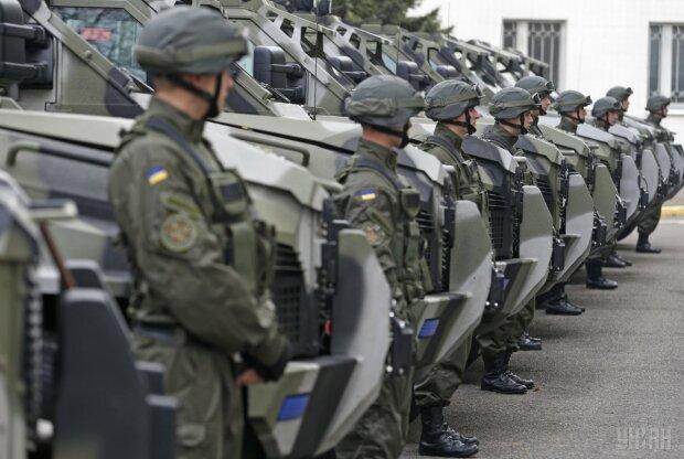 Нацгвардия броневики военные