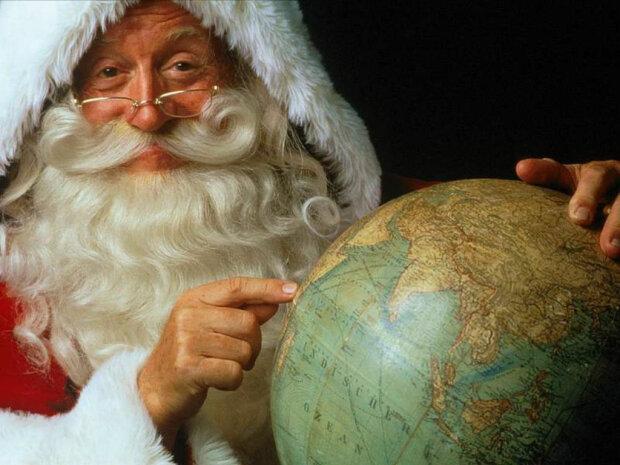 Дед Мороз, Санта Клаус, Новый год