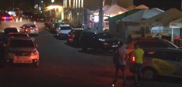 У Затоці активізувалася небезпечна банда, під удар потрапили відпочиваючі: оприлюднене відео