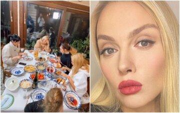 Розпатлана Полякова вразила зовнішнім виглядом після п'янки з Єфросиніною і Плакидюк: «Головка бо-бо»