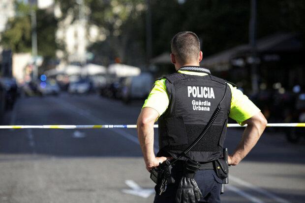 теракт Барселона полиция Испания