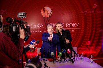 Олег Винник и Михаил Поплавский анонсировали музыкальную премию «Украинская песня года 2020»