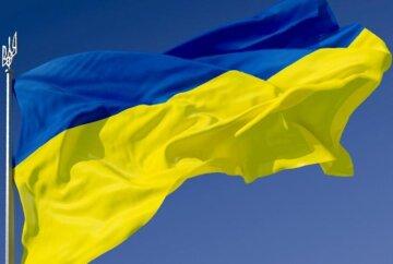 день независимости открытки, Украина, флаг