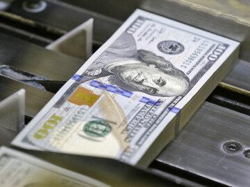 деньги, доллар