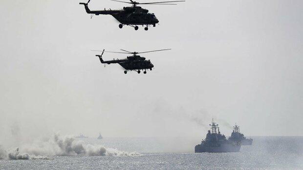 Стрільба з вертольотів РФ по українським морякам: НП в Чорному морі, з'явилися подробиці