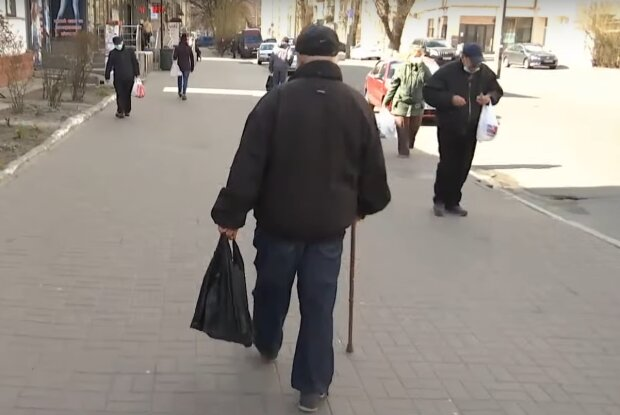 карантин, украинцы, пенсионеры