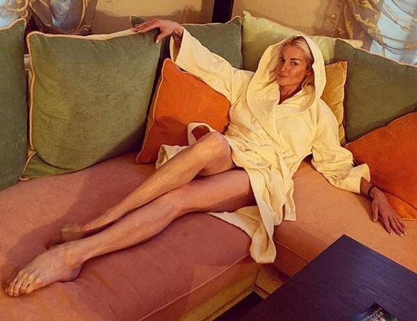 """Невгамовна Волочкова осоромилася з новою професією, плюнувши на шпагати і баню: """"як я вам?"""""""