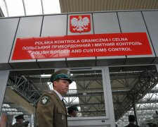 граница кордон польша