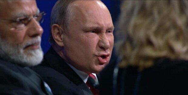 Ядерные угрозы Путина высмеяли едкой карикатурой: Вознесение в рай