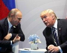 Путин и Трамп
