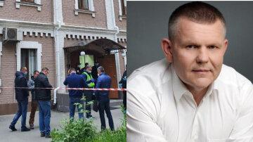 «Тело нашли в туалете»: раскрыты подозрительные детали гибели нардепа Давыденко, кадры с места