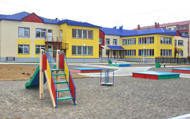 В киевском детском саду снова прогремел взрыв (фото)