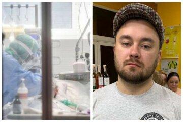 """Змучений вірусом українець попередив про незвичайні симптоми хвороби: """"Свідомість малює вночі обрив"""""""