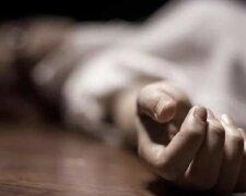труп, тело, рука