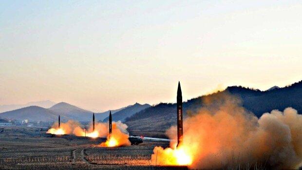 ракеты-ракетный удар