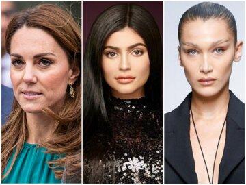 Миддлтон, Дженнер, Хадид и другие звезды выглядят старше своих лет: топ показательных фото
