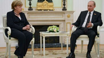Merkel i Putin venez 4