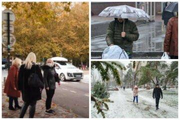 Тепло покинет Украину, страну накроют морозы до -7 и снег: прогноз синоптиков