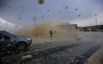 """Погода заставит днепрян страдать, опасный циклон снесет все на своем пути: """"вечером начнется..."""""""
