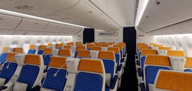 На борту российского самолета умерла пассажирка