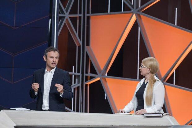Вакарчук Тимошенко