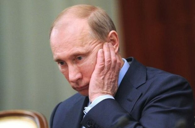Путин в шоке