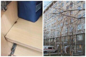 """""""В грязных палатах поселились тараканы"""": крымчаку возмутили условия в местной больнице, фото беспредела"""