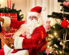 Рождество-Санта