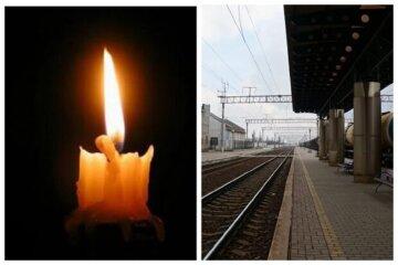 Грузовой поезд снес женщину под Одессой: родственники рассказали о последних часах жизни