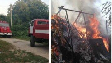 Жили п'ять сімей: масштабна пожежа перетворила будинок на попелище, без жертв не обійшлося