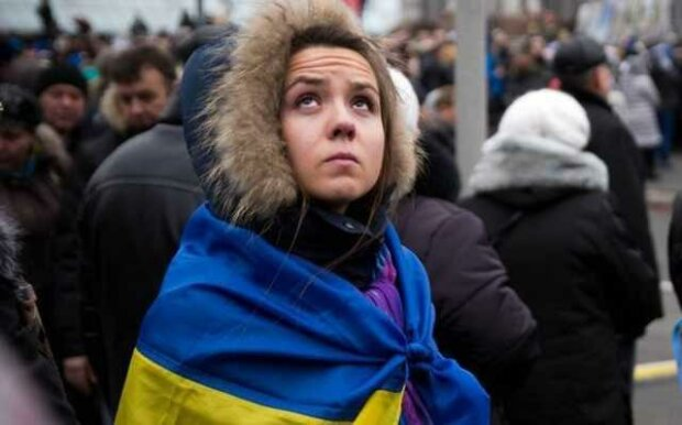 украинцы, кризис