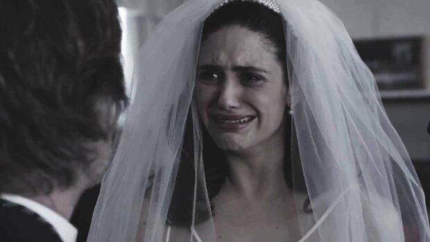 свадьба, невеста