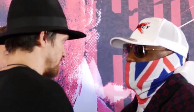 """""""Идеальное время для этого"""": Усик озадачил поступком перед боем с Чисорой, британский боксер не сдержался"""